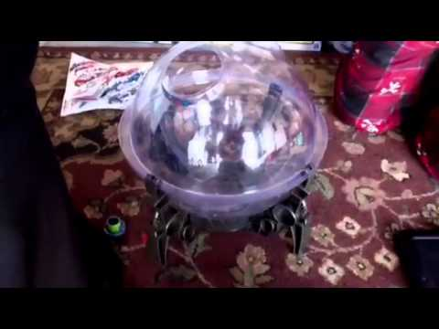 Beyblade destroyer dome review and battles.