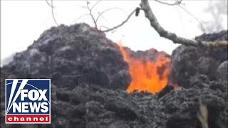New toxic gas volcano warnings issued in Hawaii