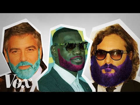 The economics of beard popularity in the US