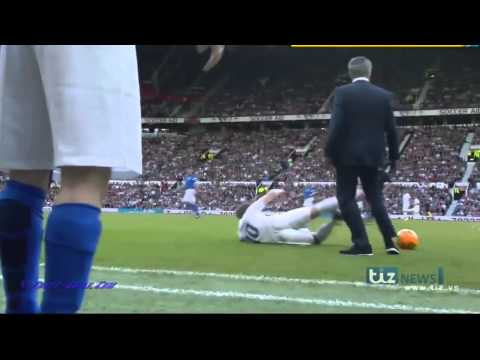 Mourinho Xông Vào Đốn Ngã Cầu Thủ Đối Phương