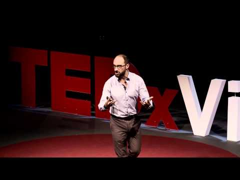 "Why do we ask questions? Michael ""Vsauce"" Stevens at TEDxVienna"