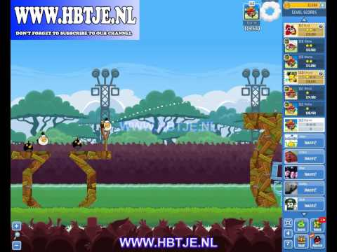 Angry Birds Friends Tournament Level 3 Week 81 (tournament 3) no power-ups