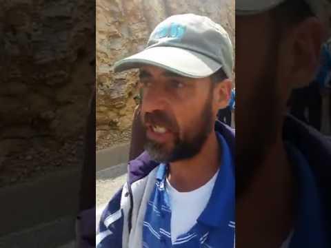 عمال تابعين لشركة TGCC العقارية بغابة اسواني–اصفيحة يحتجون أمام عمالة الحسيمة