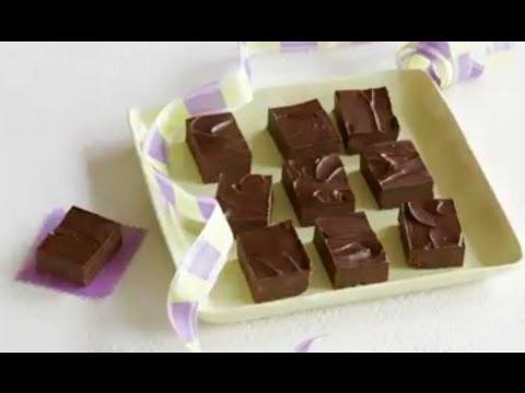 JELL-O Chocolate Pudding Fudge