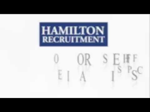 HAMILTON RECRUITMENT - An Unexpected Benefit