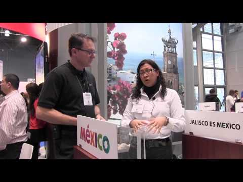 New York Times Travel Show 2014 Jalisco Mexico