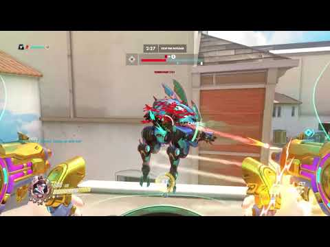 D.va | Overwatch | Protecting Teamates Guide