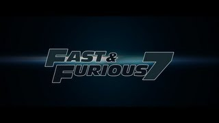 Fast & Furious 7 Trailer Extended First Look [HD] 4.10