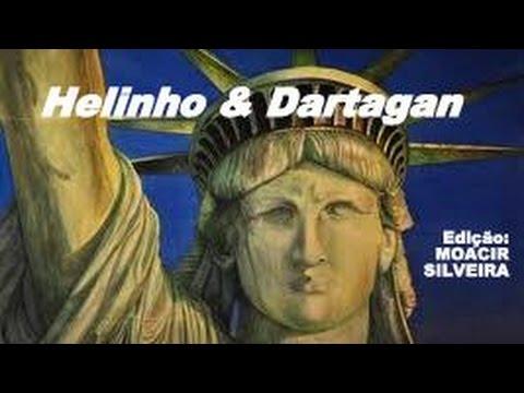 NEW YORK, NEW YORK (letra e vídeo) com HELINHO & DARTAGNAN, vídeo MOACIR SILVEIRA