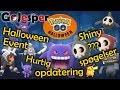 Halloween Event Hurtig opdatering Dansk Pokemon GO