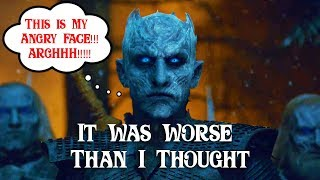 More Complaining About Game of Thrones S8 EP3