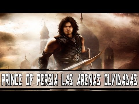Gameplay - Prince of Persia The Forgotten Sands - Las Arenas Olvidadas