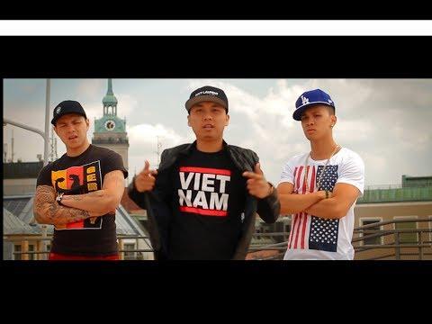Bài Rap Bằng 3 Thứ Tiếng (anh, Đức, Việt). Quá Tự Hào ;)