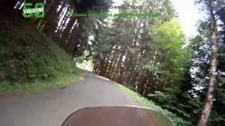 Roadbook moto Loire : Les Monts du Forez