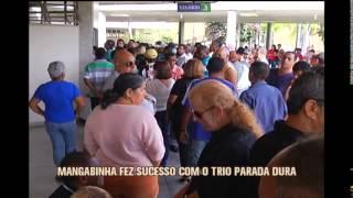 Morre, em Belo Horizonte, cantor Mangabinha