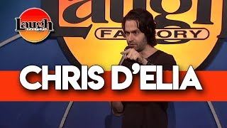 Laugh Factory: Chris D'Elia: Literally British