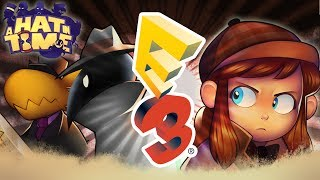 A Hat in Time - E3 2017 Játékmenet Trailer