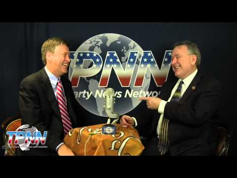 Steve Stockman catches up with Tim Constantine