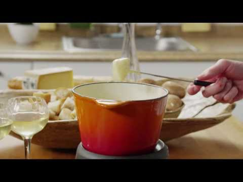 Cheese Recipes - How to Make Cheese Fondue
