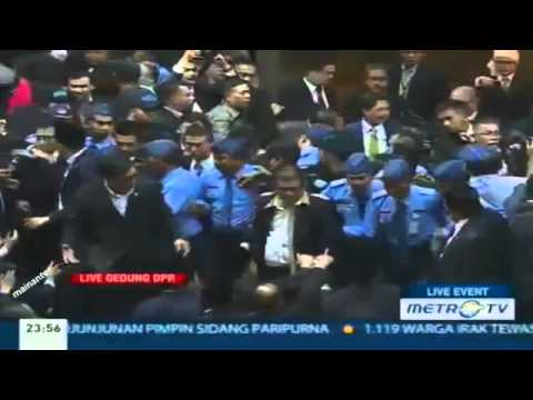 Sandiwara Sidang Paripurna DPR RICUH mulai terkuak !!