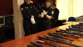 الإنتربول يطلق عملية لمكافحة تهريب السلاح من منطقة البلقان |