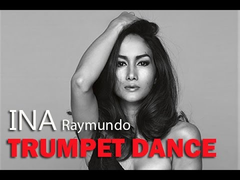 Ina Raymundo's Trumpet Dance