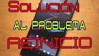 Teléfono se reinicia solo - Solución