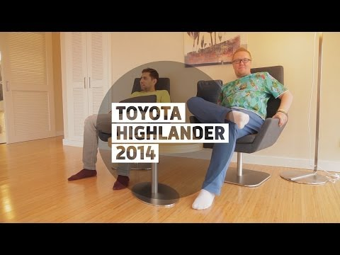 Тест-Драйв Тойота Хайлендер 2014 от Большого Тест-Драйва