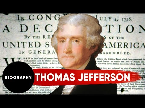 a biography of thomas jefferson a president of the united states Thomas jefferson was an incredible man he is famous for writing the declaration of independence and for being the third president of the united states jefferson was also a gardener, father, designer and thinker, who believed in the rights of menearly yearsjefferson's early years helped shape his life.