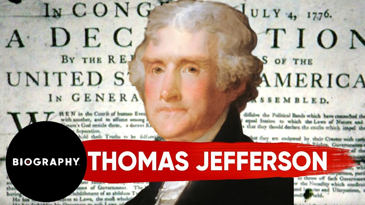 the life and achievements of thomas jefferson Biography thomas jefferson thomas jefferson (april 13, 1743–july 4, 1826) was a leading founding father of the united states, the author of the declaration of.