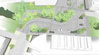 Barton Park flythrough - aerial