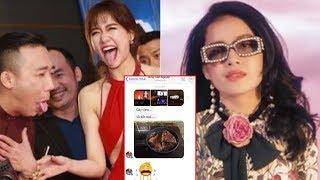 """Choáng trước phản ứng của sao Việt trước """"MV thảm họa"""" của ChiPu, Hari Won treo status sốc nhất"""