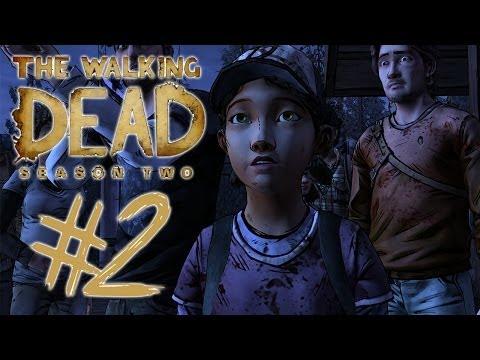The Walking Dead:Season 2 - Episode 2 | PART 2 - SURPRISE RETURN