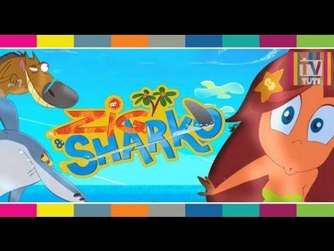 Zig & Sharko - Nàng tiên cá đỏng đảnh