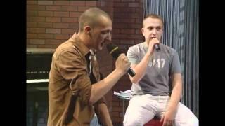 Идефикс feat. Ганза - Воспитание (live)