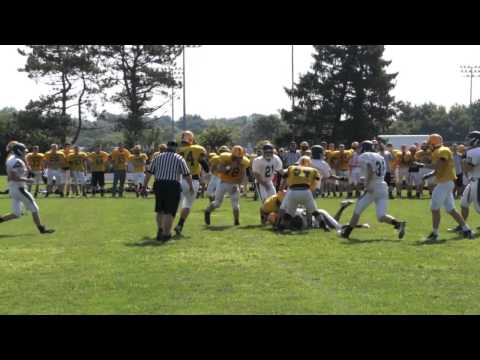Council Rock North vs CB West Scrimmage (2013)