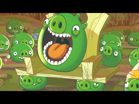 Angry Birds Seasons - Year of the Dragon Animation