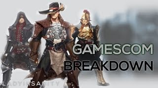 [Dragon Age: Inquisition] Gamescom 2013 Breakdown!