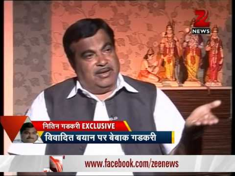 Elections 2014: Nitin Gadkari says no tiff with Narendra Modi