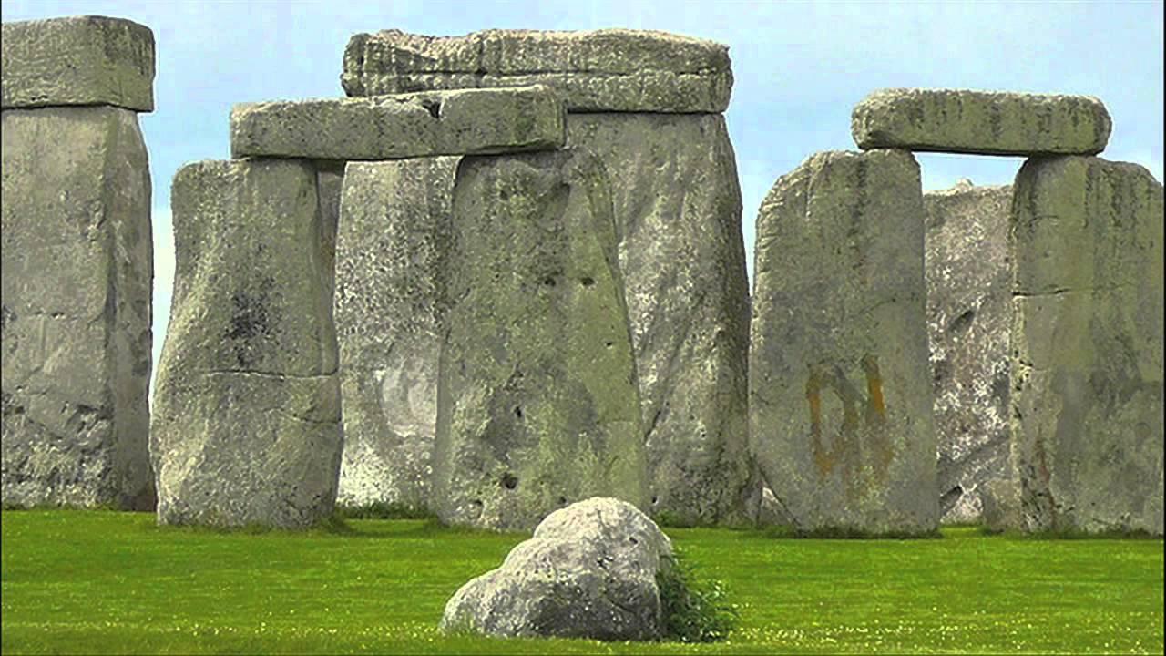 Stonehenge el misterio de las piedras youtube Fuentes de piedra antiguas