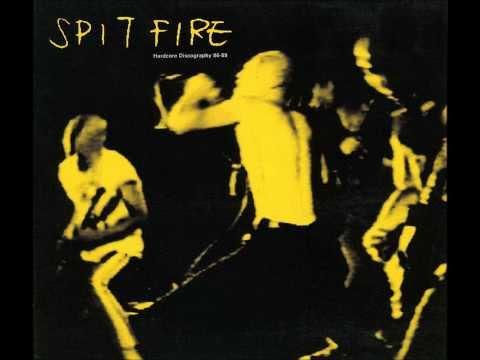 SPITFIRE Hardcore Discography 86-89 (625 THRASH #75)