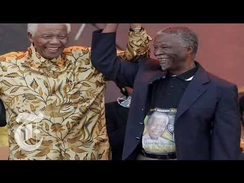 Times Minute: Nelson Mandela Remembered
