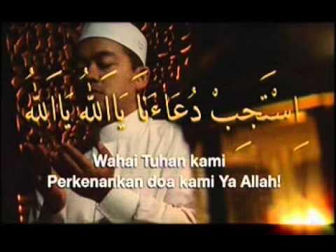 Ustaz Asri Ibrahim - Doa Keamanan