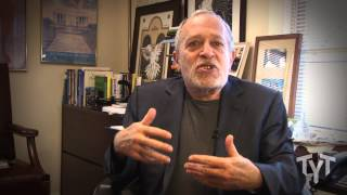 Robert Reich: Myth of Americans Living Beyond Their Means