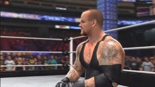 WWE 2K14: 30 Years Of WrestleMania Universe Era 11