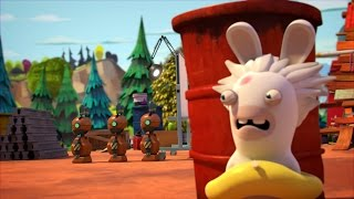 Rabbids Invasion - Roboti