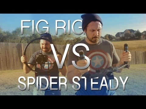 $277 Fig Rig vs $55 Spider Steady