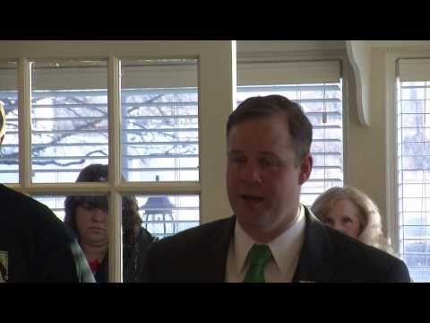 Congressman Jim Bridenstine - Tulsa 9.12 Project Breakfast Club - Jan. 24, 2014