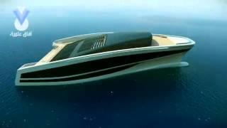 Bill Gates $ 1.4 Billion Dollars Yacht..