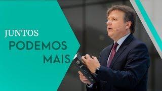 23/02/19 - Juntos podemos mais - Pr. Paulo Bravo
